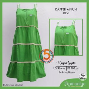 daster-ainun-rayon-super-resleting-depan-ramaniya-resl-hijau-kasa-lima-kasalima-kasa-lima-solo