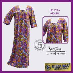 long-dress-pita-batik-kuda-mas-akasia-ungu-kasa-lima-solo
