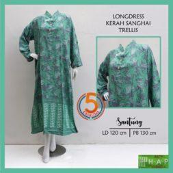 long-dress-shanghai-batik-hap-trellis-hijau-kasa-lima-solo