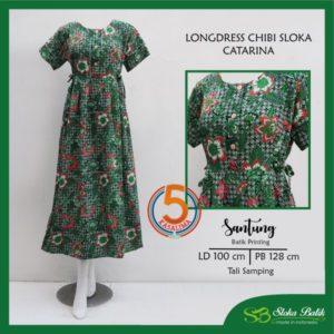 longdress-chibi-santung-printing-tali-samping-sloka-batik-catarina-hijau-kasa-lima-kasalima-solo