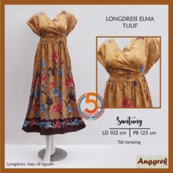 longdress-elma-santung-printing-anggrek-tulif-besar-kasa-lima-kasalima-solo