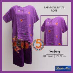 baby-doll-rc-75-batik-kuda-mas-rose-ungu-kasa-lima-solo