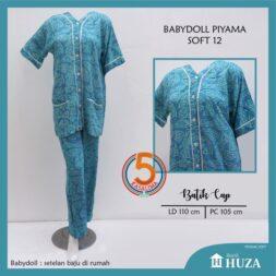 babydoll-piyama-batik-cap-kancing-depan-huza-soft-12-tosca-kasa-lima-kasalima-kasa-lima-solo