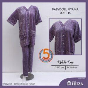 babydoll-piyama-batik-cap-kancing-depan-huza-soft-15-ungu-kasa-lima-kasalima-kasa-lima-solo