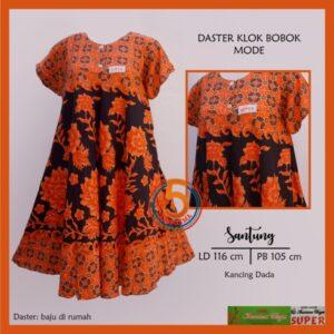 daster-klok-bobok-santung-printing-kancing-dada-kencana-ungu-mode-orange-kasa-lima-kasalima-solo