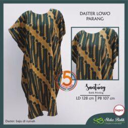 daster-lowo-santung-super-printing-sloka-batik-parang-hijau-kasa-lima-kasalima-solo