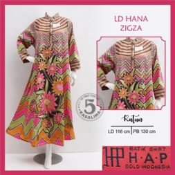 long-dress-batik-HAP-katun-hana-zigza-pink-kasa-lima-solo
