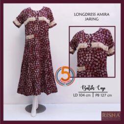 longdress-amira-batik-cap-jaring-maroon-kasa-lima-solo