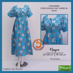 longdress-chibi-lengan-hap-jumbo-6l-rayon-printing-hap-talas-biru-kasa-lima-kasalima