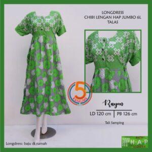 longdress-chibi-lengan-hap-jumbo-6l-rayon-printing-hap-talas-hijau-kasa-lima-kasalima