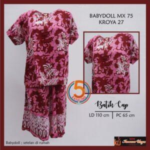babydoll-mx-75-kancing-dada-kencana-ungu-label-hitam-kroya-27-kasa-lima-kasalima-kasa-lima-solo