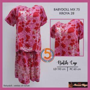 babydoll-mx-75-kancing-dada-kencana-ungu-label-hitam-kroya-28-kasa-lima-kasalima-kasa-lima-solo