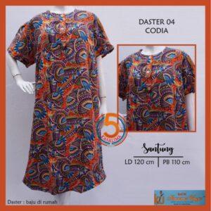 daster-04-santung-printing-kancing-dada-kencana-ungu-codia-oren-kasa-lima-kasalima-kasa-lima-solo
