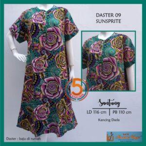 daster-09-santung-printing-kancing-dada-kencana-ungu-label-biru-sunsprite-hijau-kasa-lima-kasalima-kasa-lima-solo