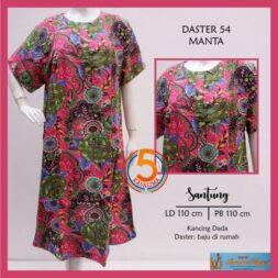 daster-54-santung-printing-kancing-dada-kencana-ungu-manta-pink-kasa-lima-kasalima-solo