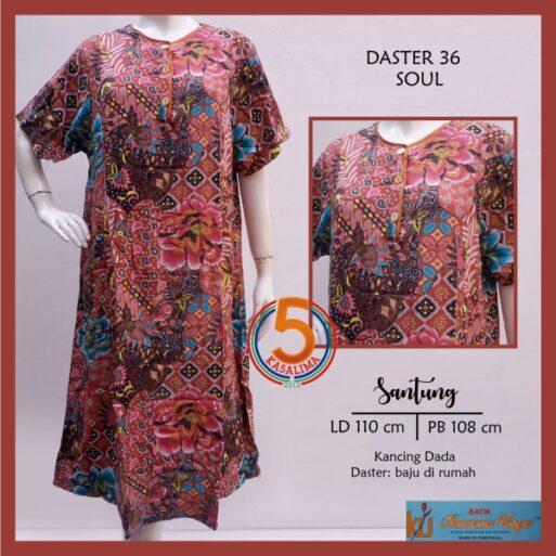 daster-36-santung-printing-kancing-dada-kencana-ungu-soul-maroon-kasa-lima-kasalima-solo