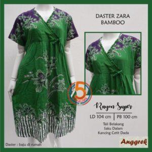 daster-zara-rayon-super-tali-belakang-saku-dalam-kancing-cetit-dada-anggrek-bamboo-hijau-kasa-lima-kasalima-kasa-lima-solo
