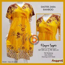 daster-zara-rayon-super-tali-belakang-saku-dalam-kancing-cetit-dada-anggrek-bamboo-kuning-kasa-lima-kasalima-kasa-lima-solo