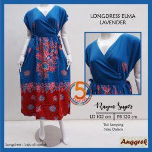 longdress-elma-rayon-super-tali-samping-saku-dalam-anggrek-lavender-biru-kasa-lima-kasalima-kasa-lima-solo