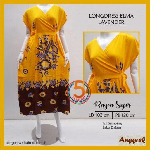 longdress-elma-rayon-super-tali-samping-saku-dalam-anggrek-lavender-kuning-kasa-lima-kasalima-kasa-lima-solo