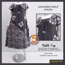 longdress-kerut-bahan-santung-batik-cap-sloka-maya-sakura-abu-solo